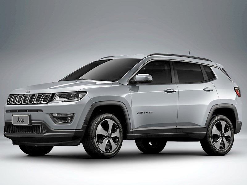 foto Jeep Compass 2.4 4x4 Limited Aut Plus nuevo