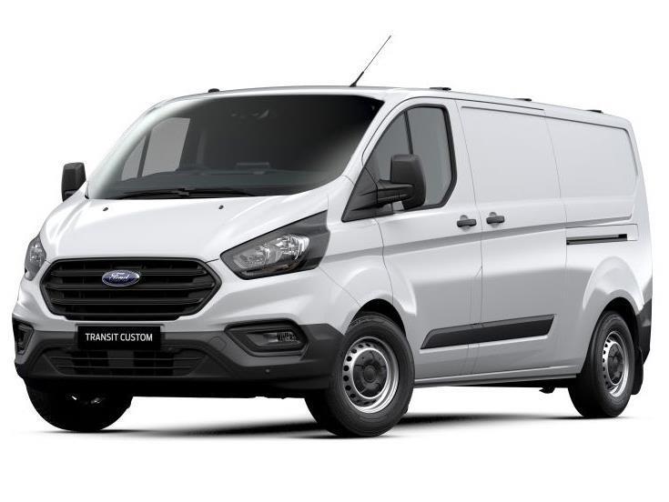 foto Ford Transit Custom Van Larga 9 Pasajeros nuevo color A elección precio $630,800