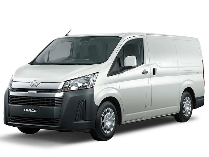 Toyota Hiace Furgón