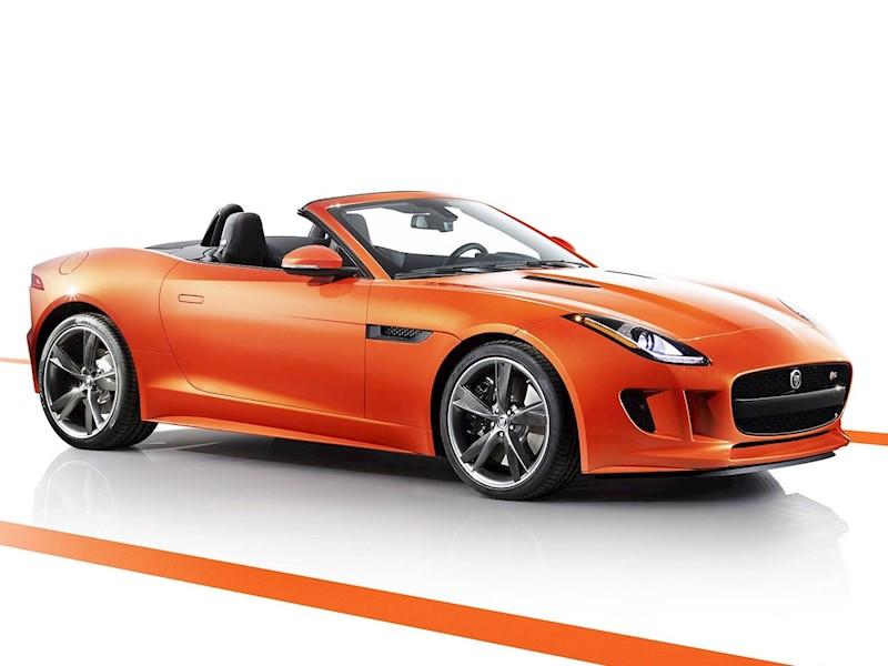 foto Jaguar F-Type Convertible R-Dynamic P300 Aut nuevo color A elección precio $1,319,900