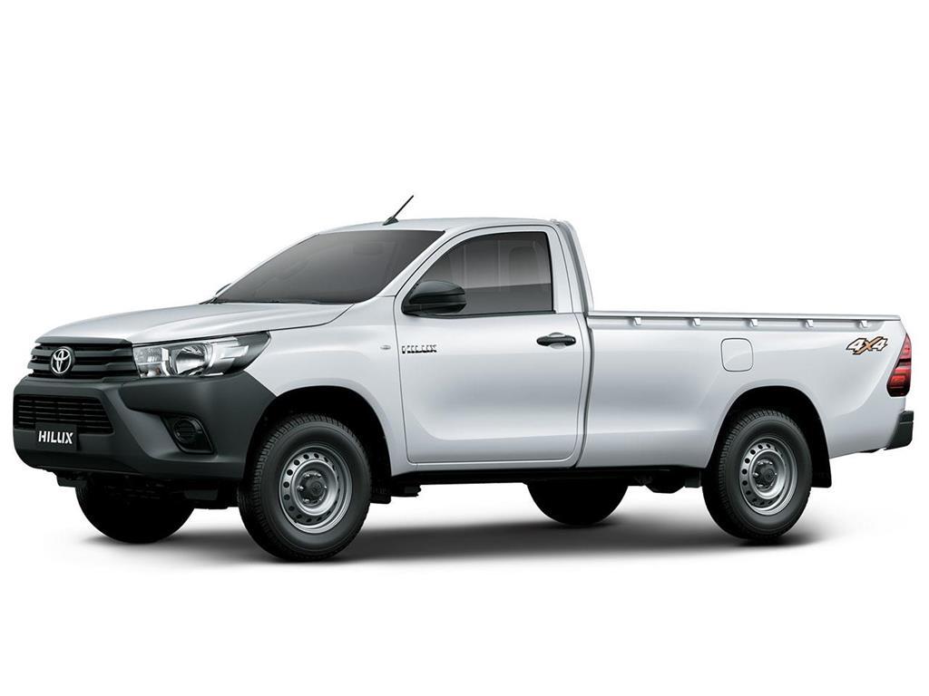 Foto Toyota Hilux 4X4 Cabina Simple DX 2.4 TDi nuevo color A eleccion precio $3.308.000