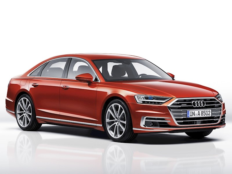foto Audi A8 55 Premium TFSI