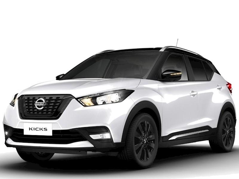 Foto Nissan Kicks Edicion Limitada nuevo color A eleccion precio $1.872.800