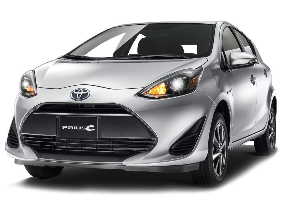 Foto Toyota Prius C 1.5L  nuevo color A eleccion precio $366,900