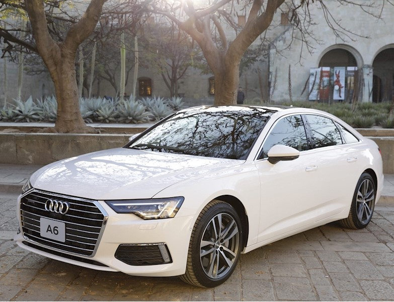foto Audi A6