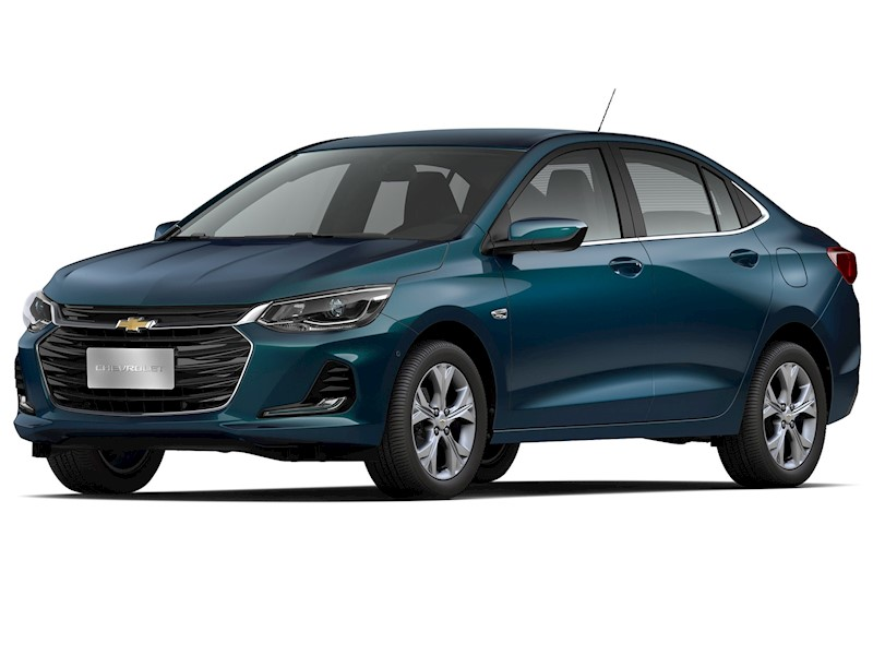 Chevrolet Onix Turbo Sedán