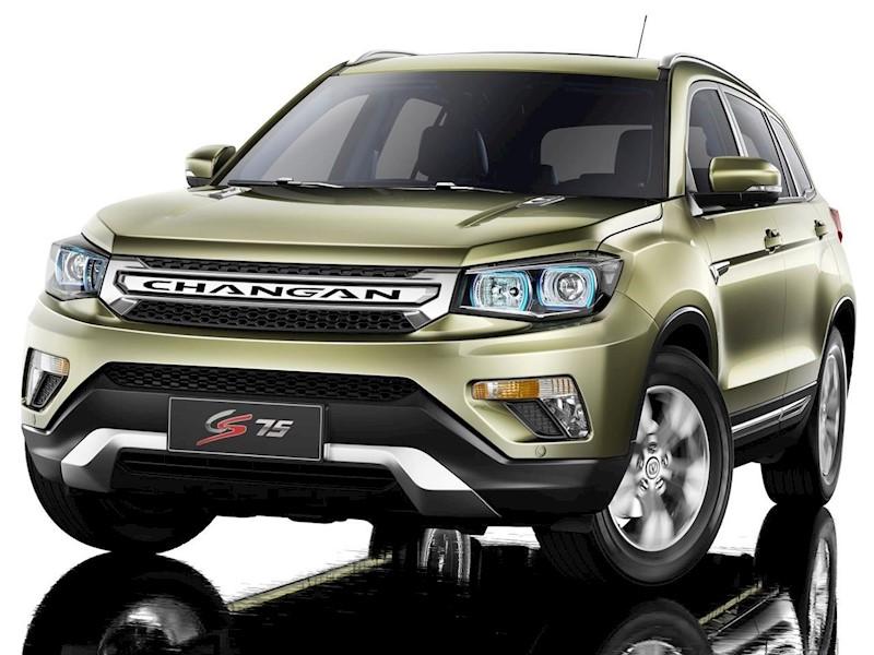Foto Changan CS75 Elite Aut 2WD nuevo color A eleccion precio u$s34.650