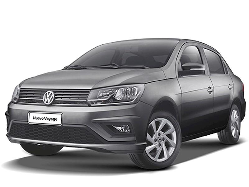 foto Volkswagen Voyage 1.6L Highline