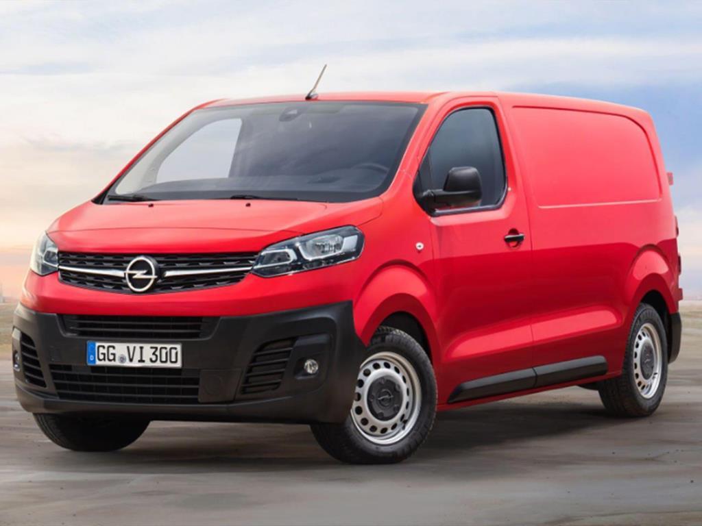Foto Opel Vivaro 2.0L nuevo color A eleccion precio $106.990.000