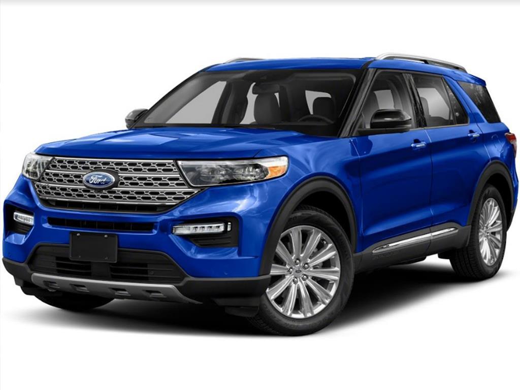 Foto Ford Explorer 2.3L Limited nuevo color A eleccion precio u$s66,390