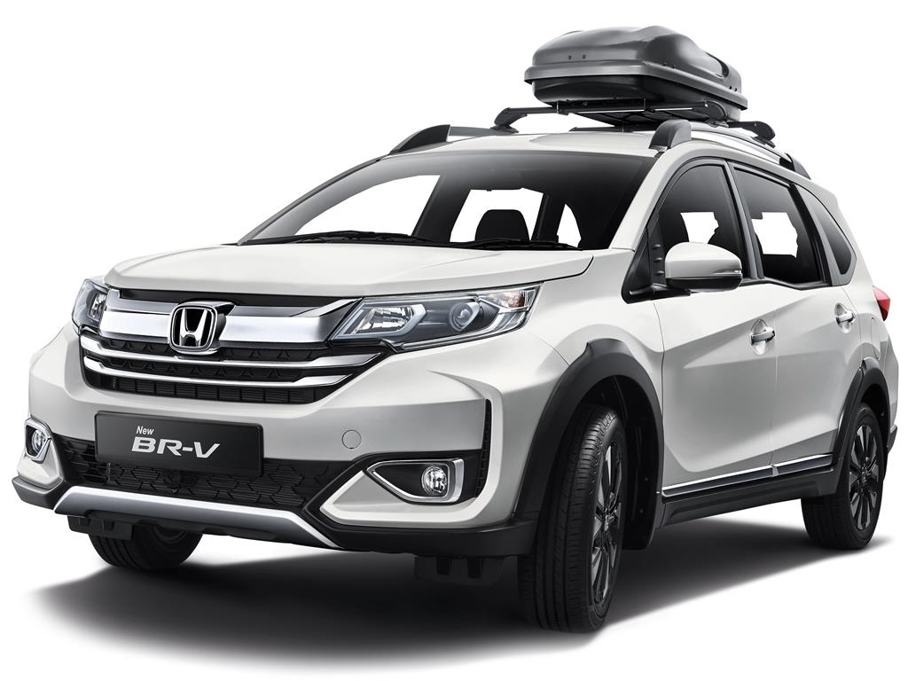foto Honda BR-V Uniq nuevo color A elección precio $347,900