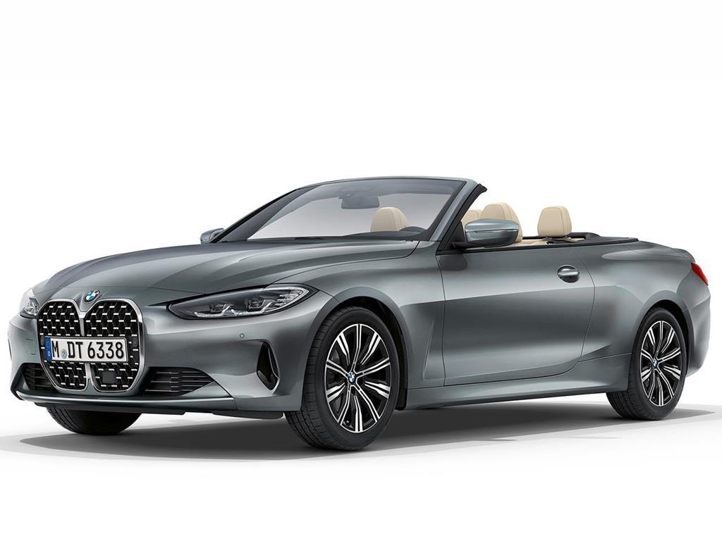 Foto BMW Serie 4 Convertible 420i Premium nuevo color A eleccion precio $189.900.000