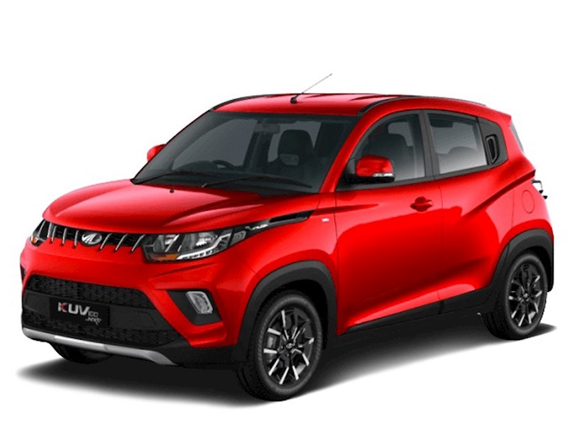Foto Mahindra KUV 100  1.2L Base  nuevo precio $7.590.000
