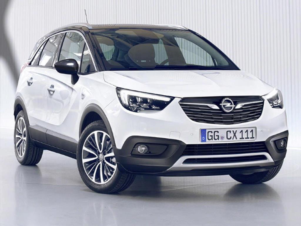 Foto Opel Crossland Edition nuevo color A eleccion precio $83.990.000