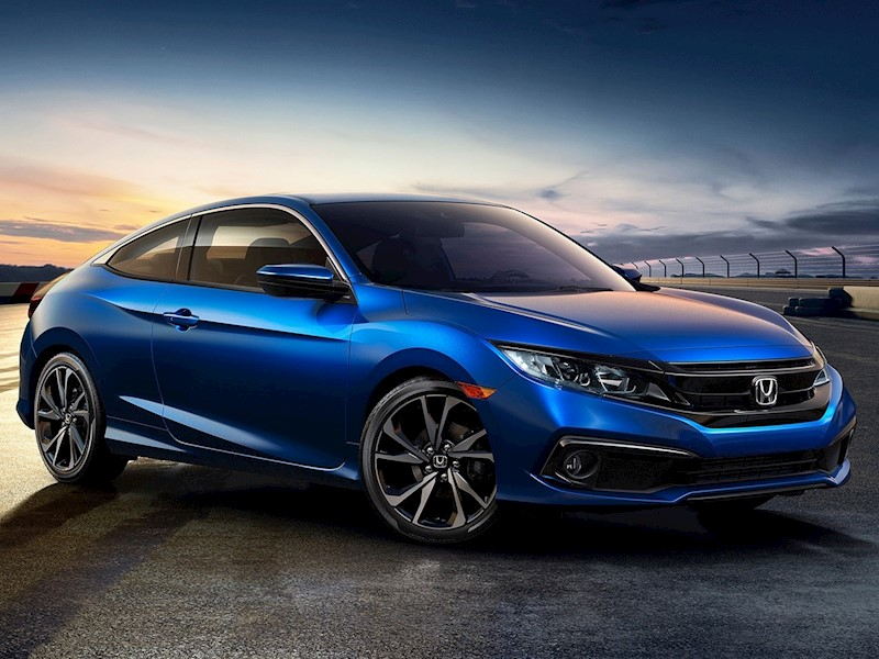 foto Honda Civic Coupé Sport Plus Aut