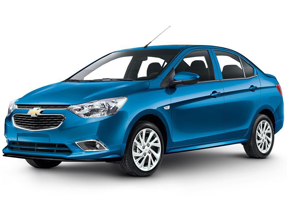 Foto Chevrolet Aveo LS Aut nuevo color A eleccion precio $261,100