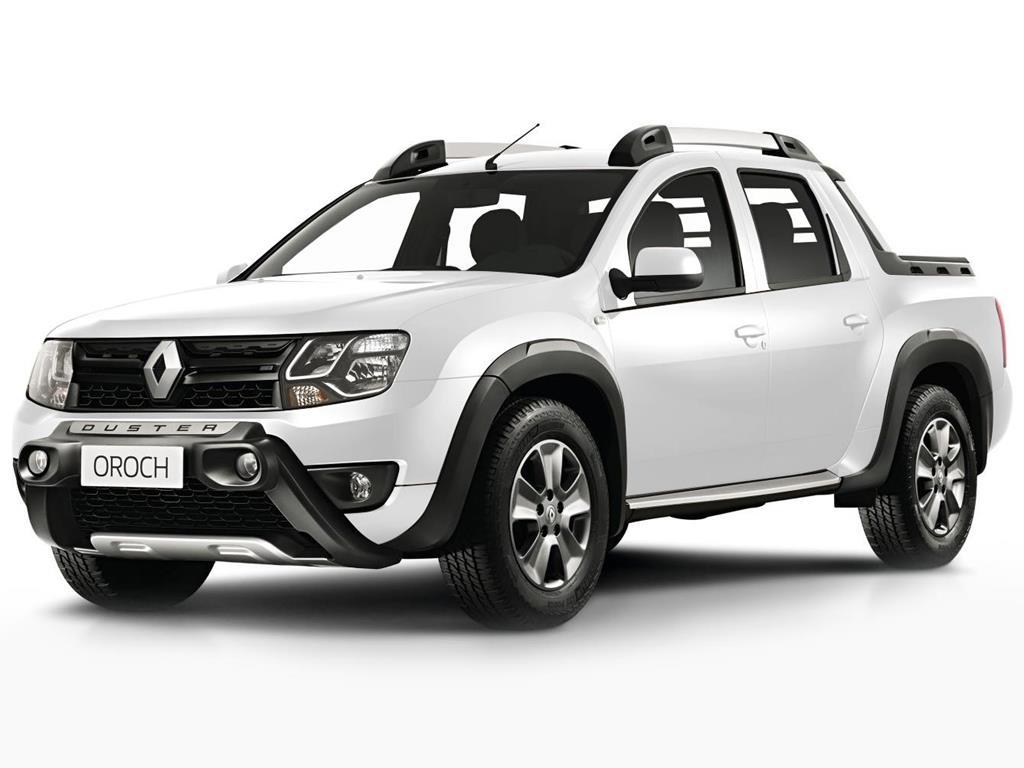 Foto Renault Oroch Zen nuevo color A eleccion precio $305,800