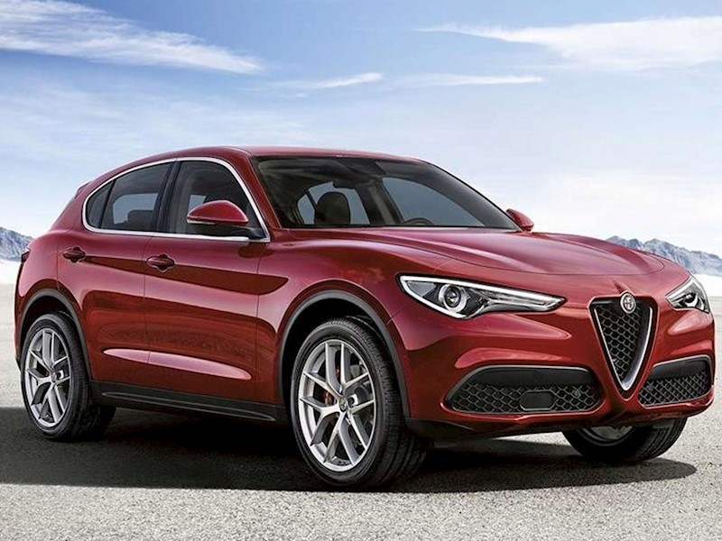 foto Alfa Romeo Stelvio  2.0L Super Pack Power Seats