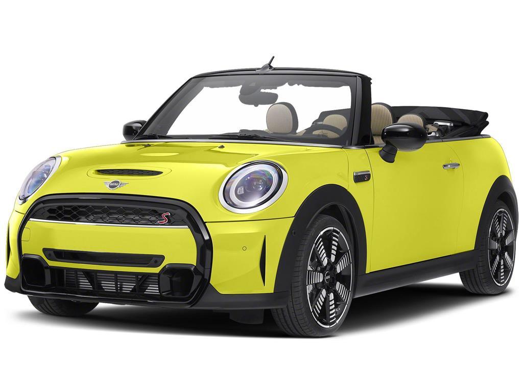 Foto MINI Cooper Convertible Iconic Aut  nuevo color A eleccion precio $730,000