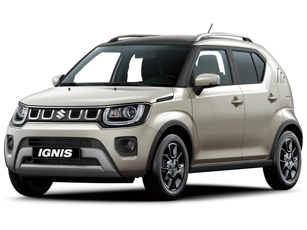 foto Suzuki Ignis GL nuevo color A elección precio $224,990