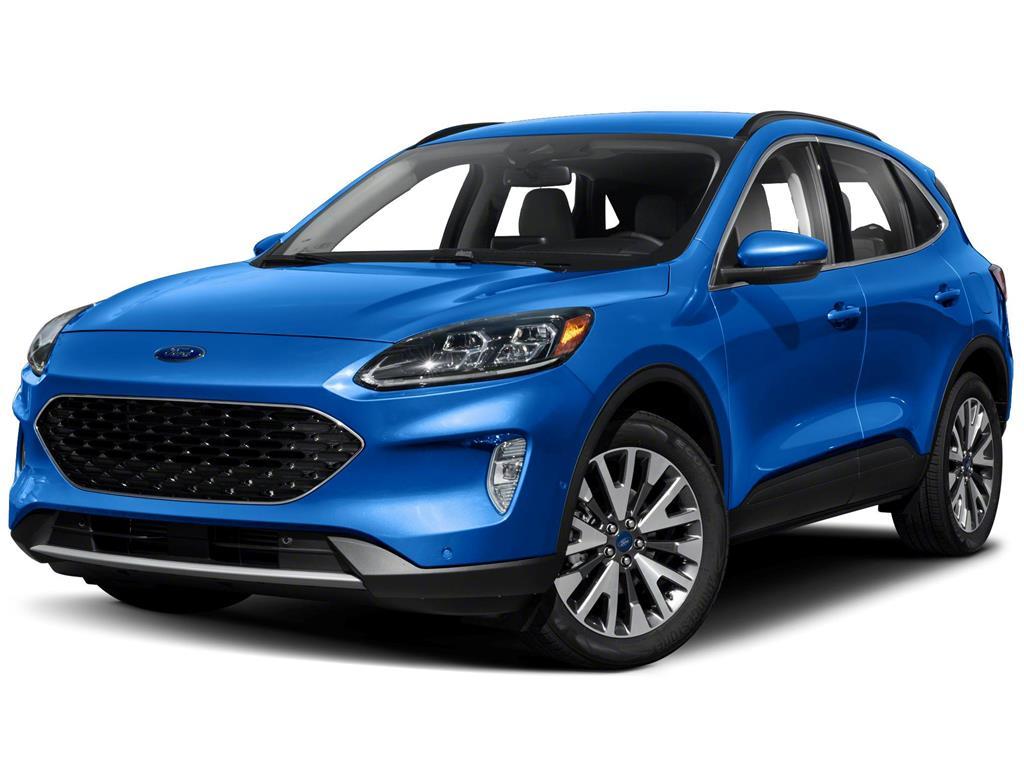 Foto Ford Escape Titanium nuevo color A eleccion precio $708,800