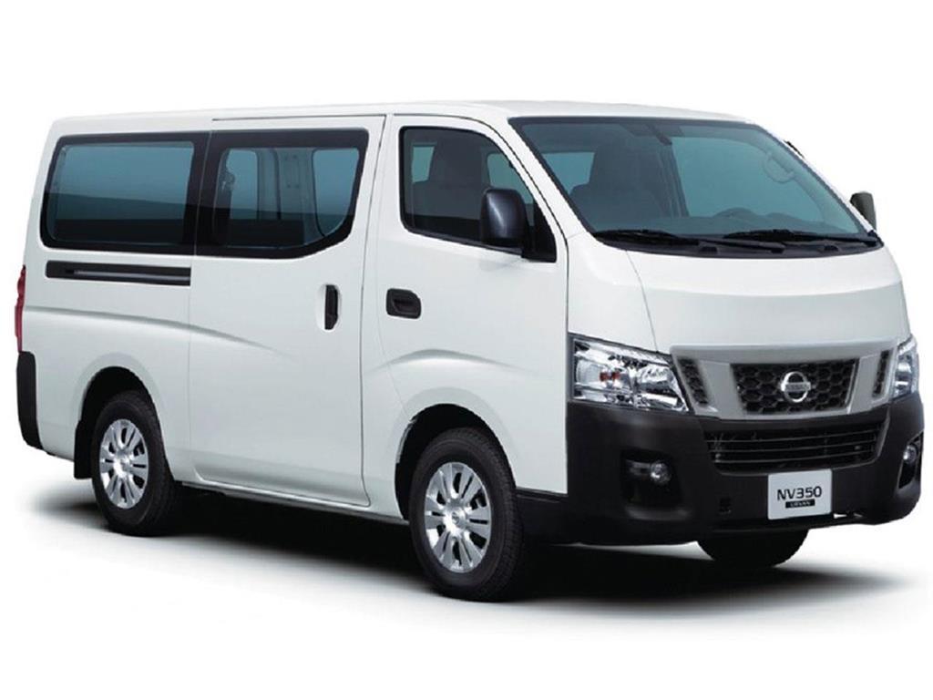 Foto Nissan NV350 Urvan 2.5L Panel nuevo color A eleccion precio $120.990.000