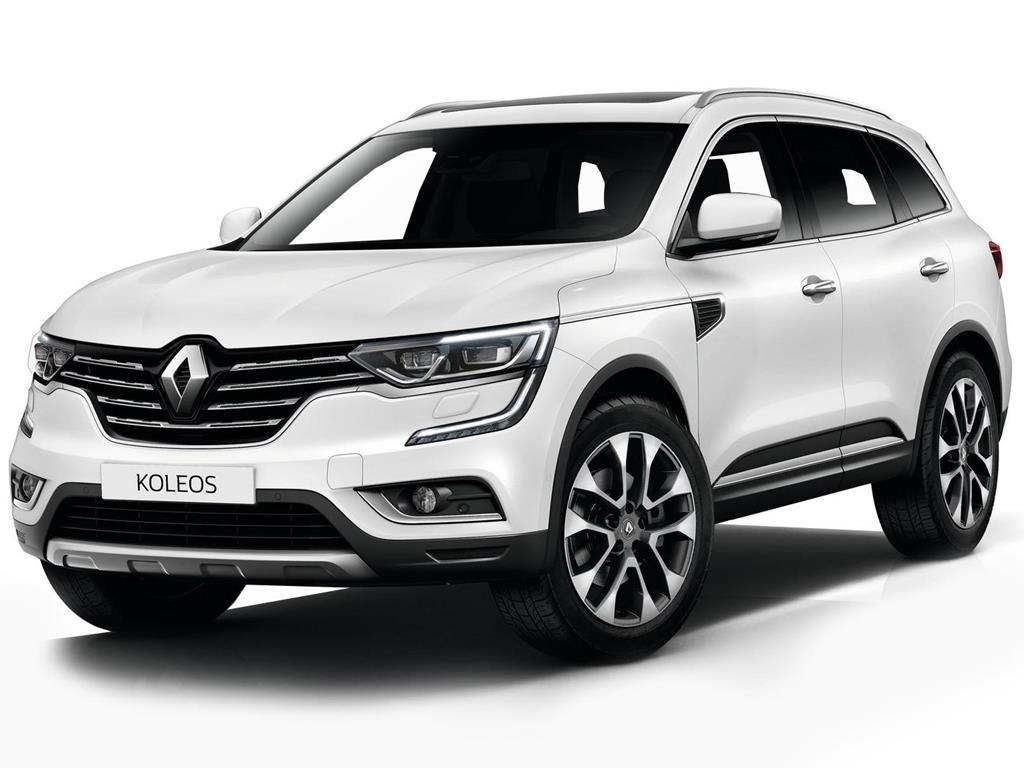 Foto Renault Koleos Iconic nuevo color A eleccion precio $572,400