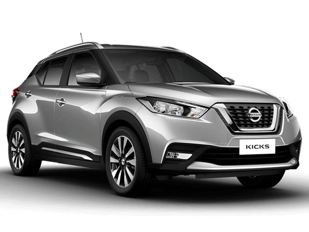 foto Nissan Kicks Exclusive CVT BT nuevo color A elección precio $2.347.400
