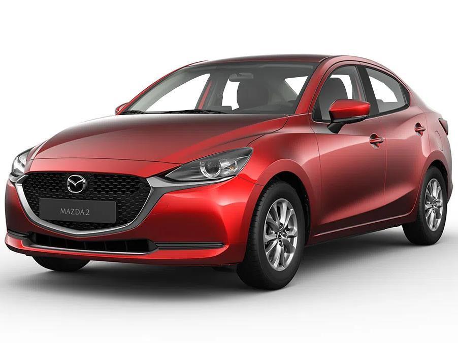 Foto Mazda 2 Sedan i  nuevo color A eleccion precio $301,900