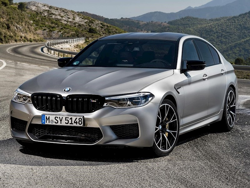 foto BMW Serie M M5 Competition