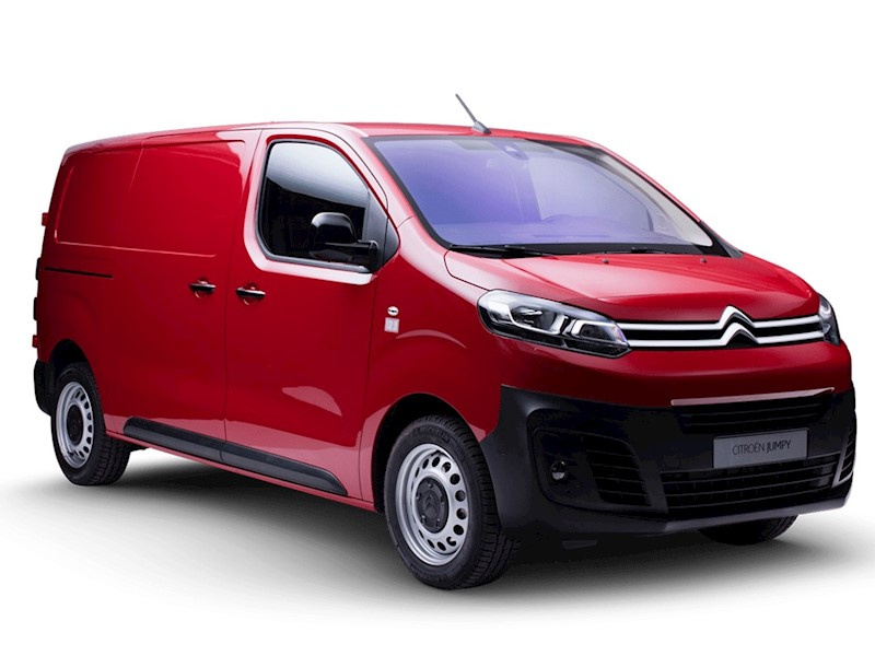 foto Citroën Jumpy
