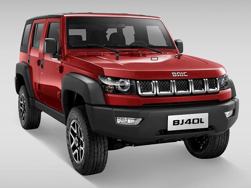foto BAIC Bj40 Himalaya Luxury 4x4 Aut