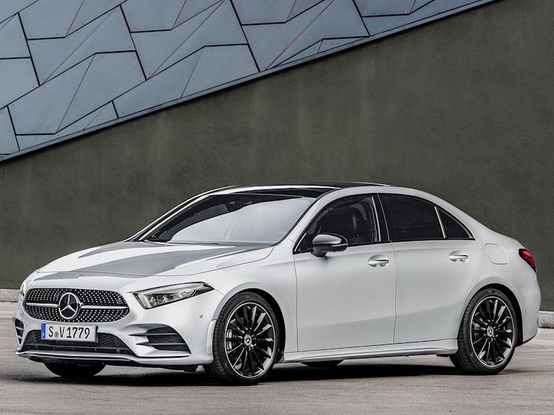 Foto Mercedes Clase A 200 Sport Sedan nuevo color A eleccion precio $786,900