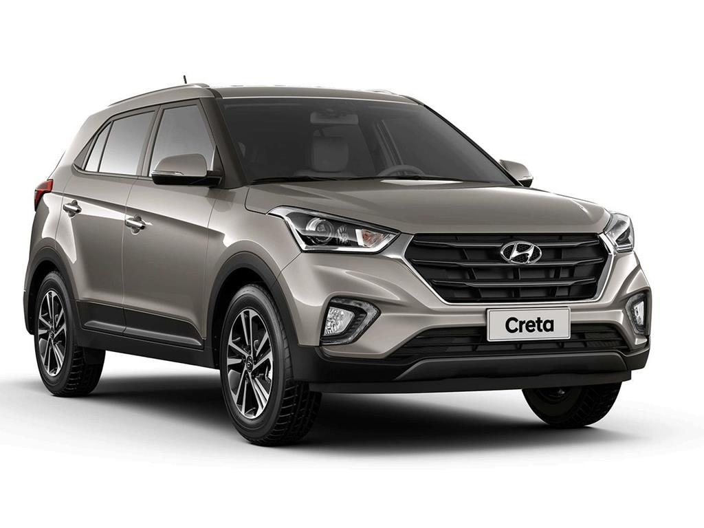 foto Hyundai Creta Safety + nuevo color A elección precio u$s33.900