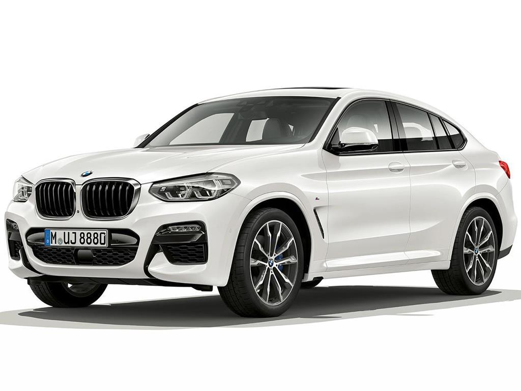 foto BMW X4 M40i nuevo color A elección precio u$s157.400