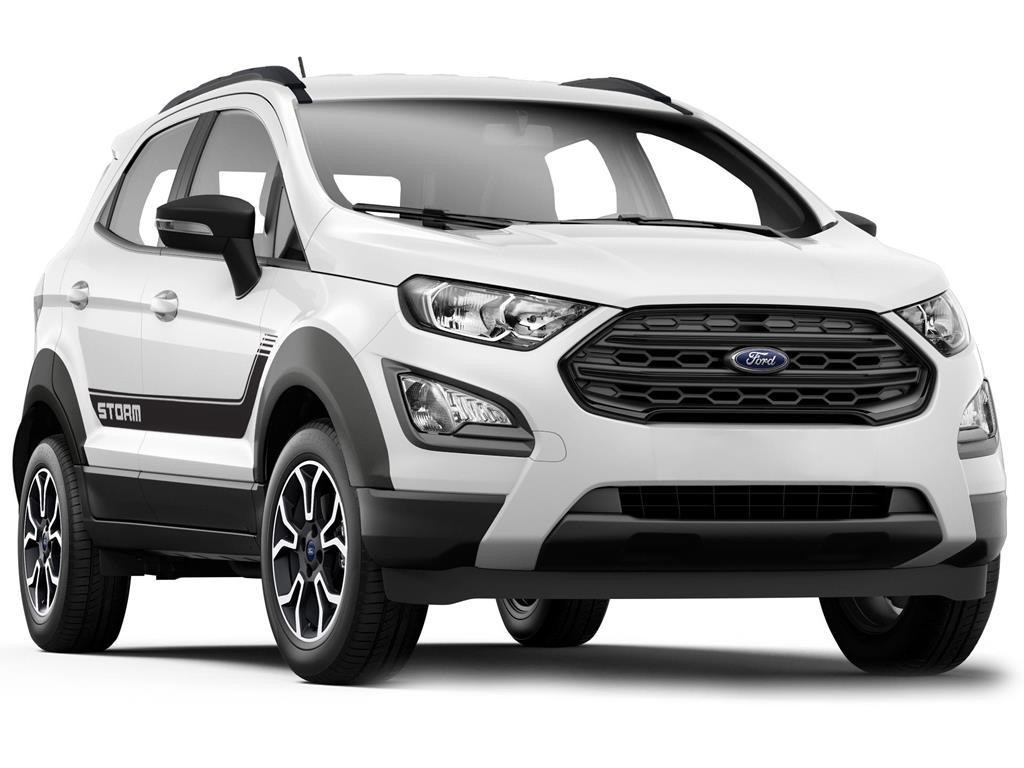 foto Ford Ecosport Storm nuevo color A elección precio $381,200