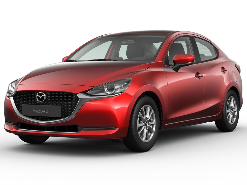 Foto Mazda 2 Sedan Grand Touring Plus nuevo color A eleccion precio $67.350.000