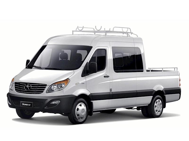 Foto JAC Sunray Pick Up 2.7L Pick Up nuevo precio $20.990.000