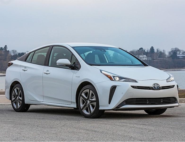 foto Toyota Prius Premium nuevo color A elección precio $465,000
