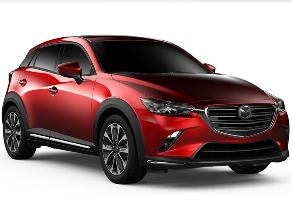 Foto Mazda CX-3 2.0i Core 2WD Aut nuevo color A eleccion precio u$s23,490