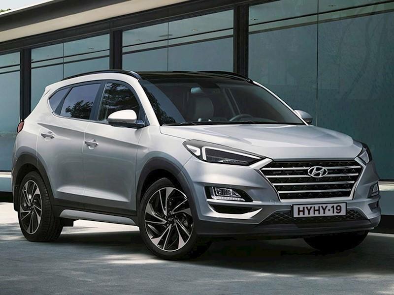 Foto Hyundai Tucson Turbo  1.6L Sport DCT nuevo precio $20.390.000