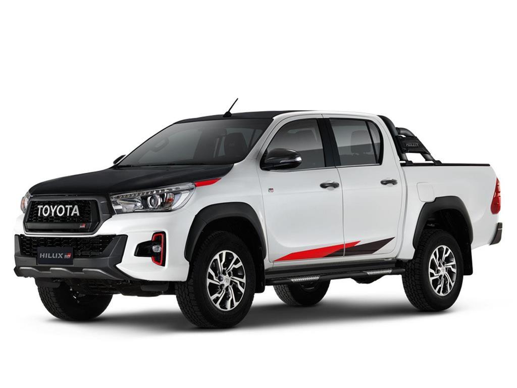 Foto Toyota Hilux GR Sport 4x4 2.8 TDi Aut nuevo color A eleccion precio $5.149.700
