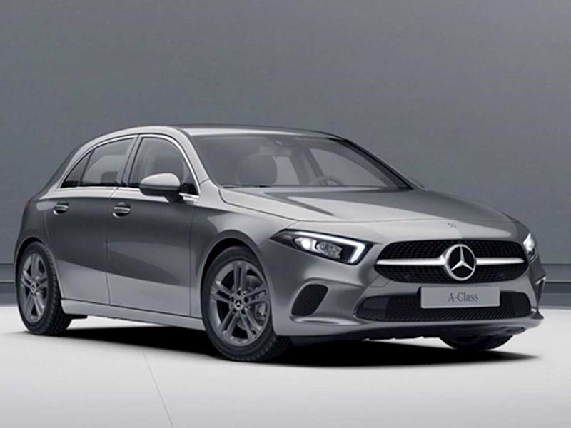 foto Mercedes Benz Clase A A200 Progressive