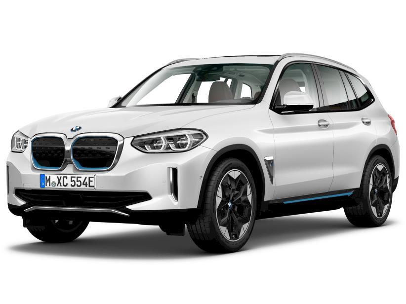 Foto BMW iX3 Impressive nuevo color A eleccion precio $1,535,000
