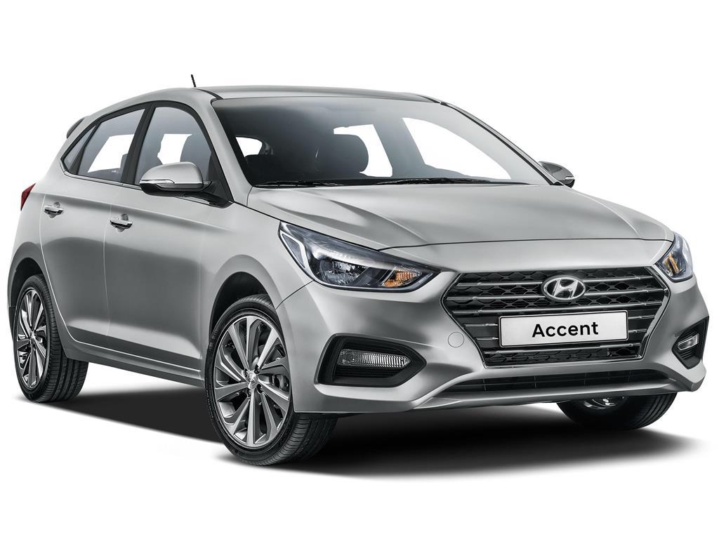 foto Hyundai Accent GL Aut nuevo color A elección precio $287,300