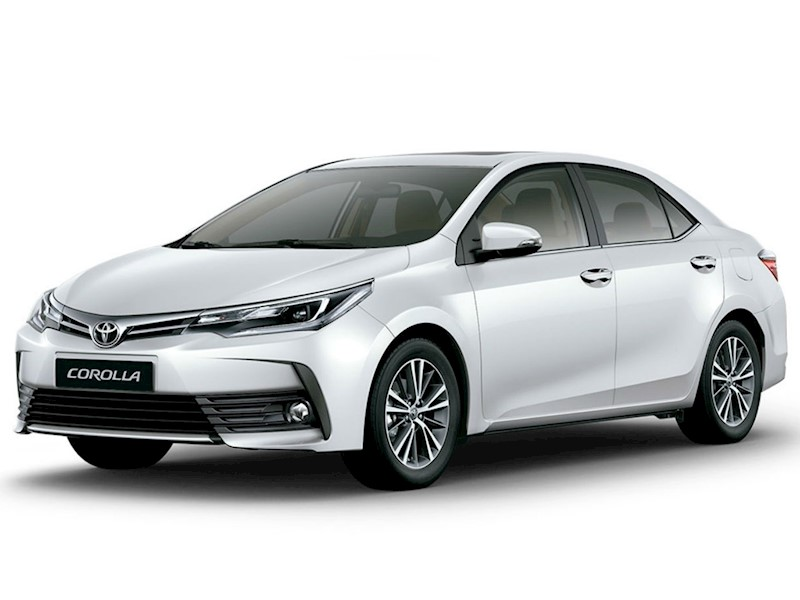 foto Toyota Corolla 1.8L SEG nuevo