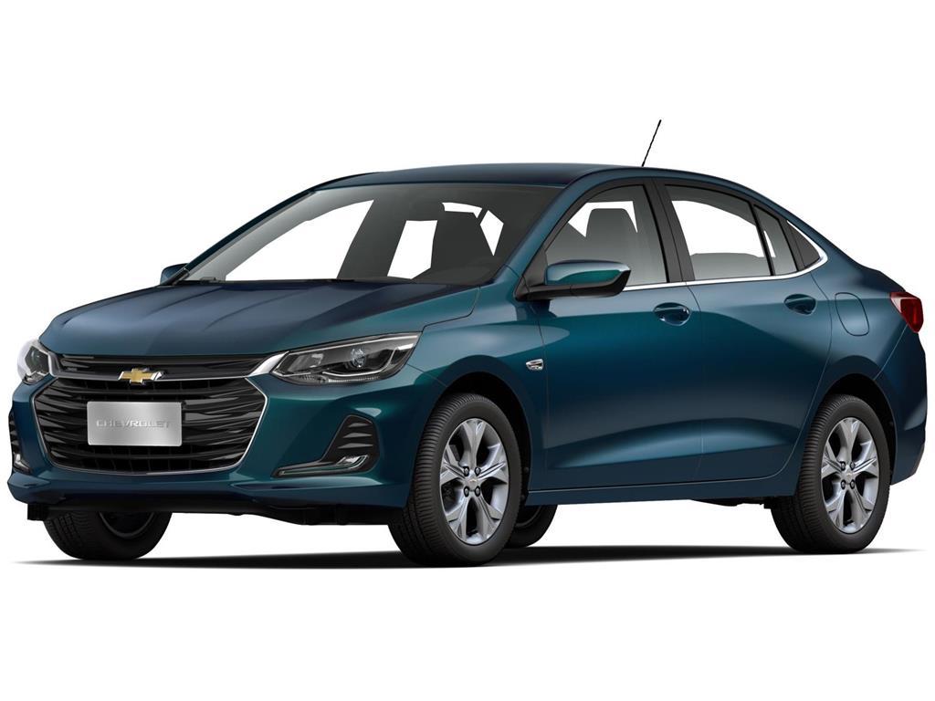 Foto Chevrolet Onix Premier Aut nuevo color A eleccion precio $343,900