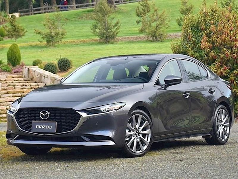 Foto Mazda 3 Hatchback 2.5L High Plus Aut  nuevo color A eleccion precio u$s39.990