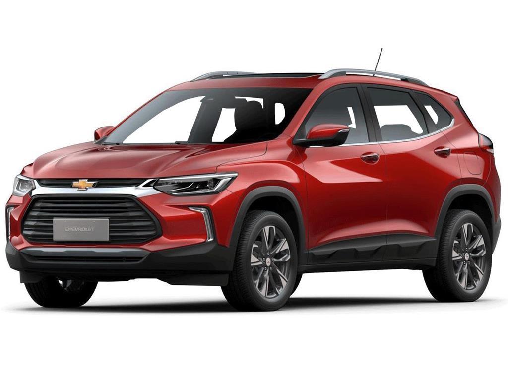 foto Chevrolet Tracker LT Aut nuevo color A elección precio $398,100