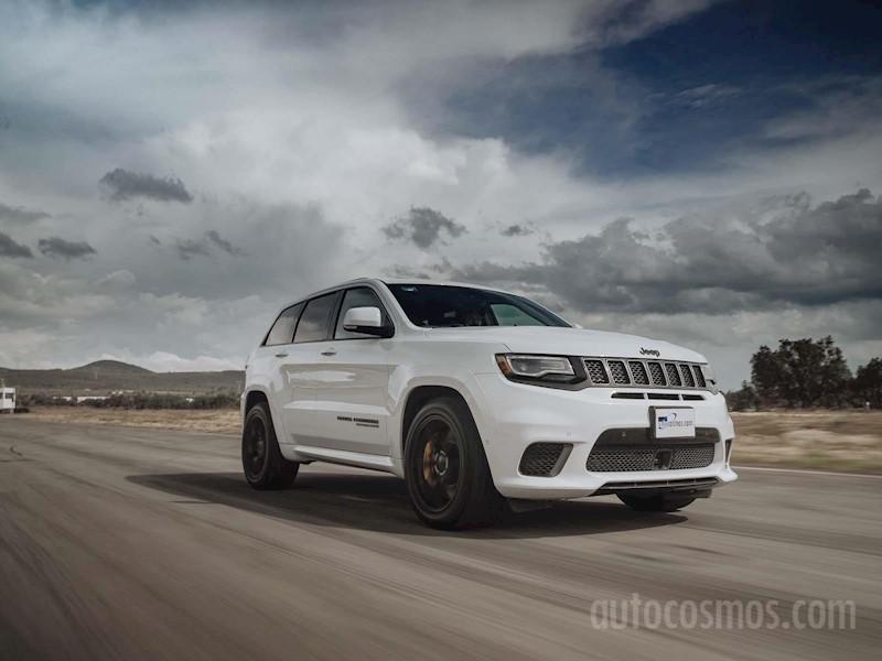 foto Jeep Grand Cherokee Trackhawk nuevo color A elección precio $2,055,900